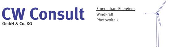 CW Consult Printlogo